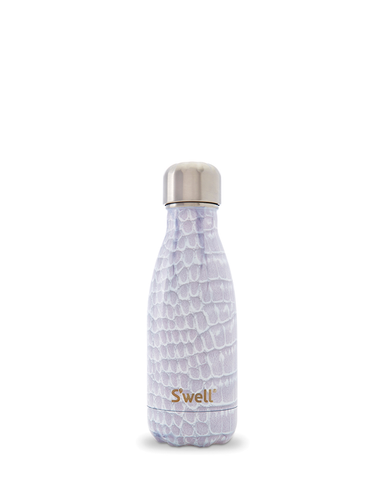 S'well - Blanc Crocodile Stainless Steel Bottle