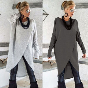 Loose Fitting Sweater - roshanthy