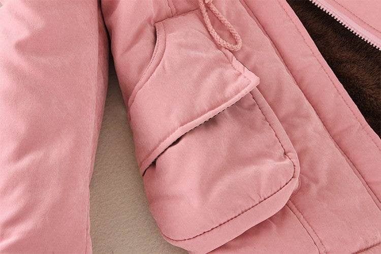 New Parkas for Winter - roshanthy