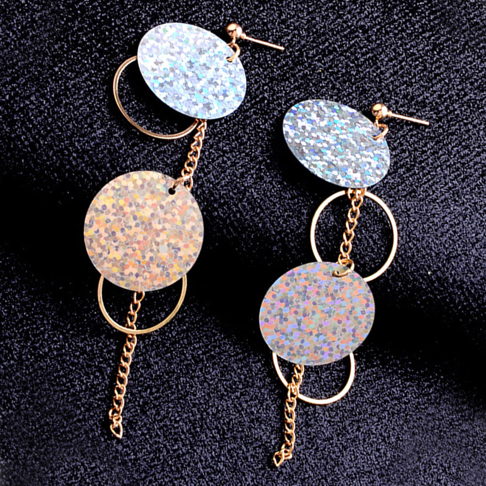 Dangle Drop Earrings - roshanthy