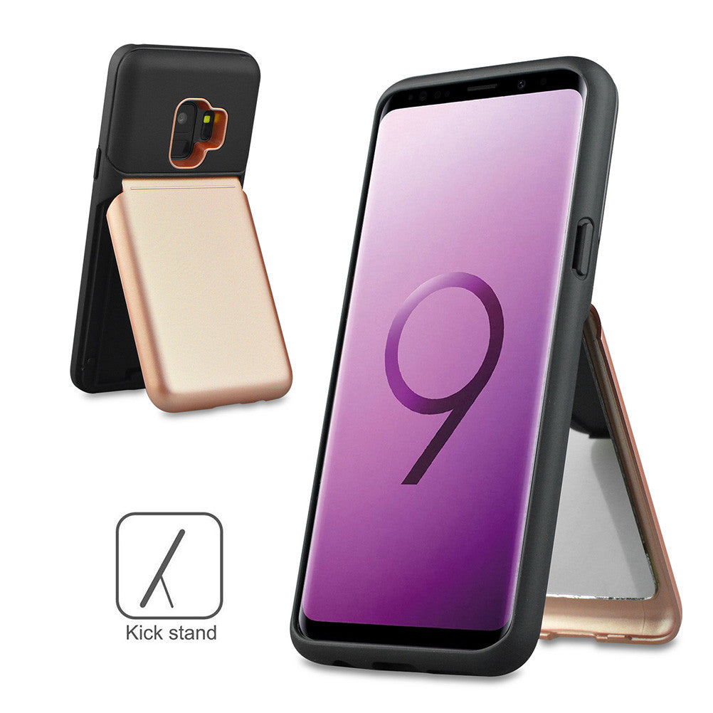 Multi Functional Samsung Galaxy S9 Phone Cover - roshanthy