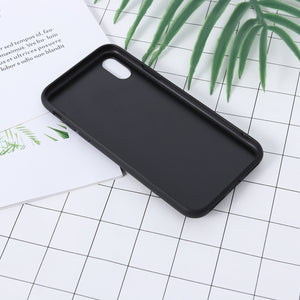 Soft PU Leather iPhone X Cover - roshanthy