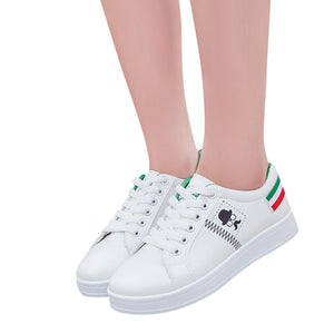 Striped Sneakers - roshanthy