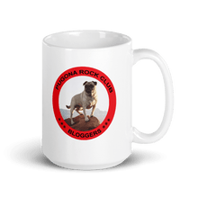 Coffee Mug Pugona Rock Club Bloggers Vinny - Pugona Rock Club