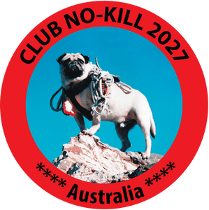 Australia No-Kill - Pugona Rock Club