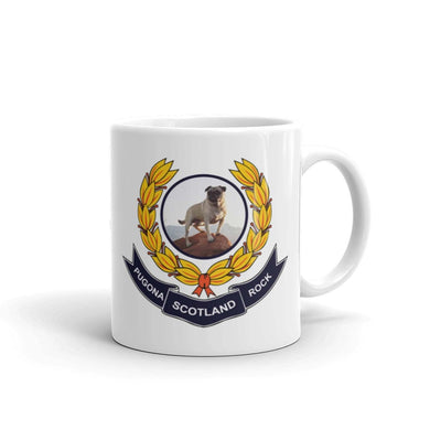 Scotland Pugona Rock Club Mug