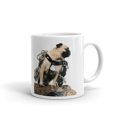 Coffee Mug 1Lt. Vincent Thomas Pug