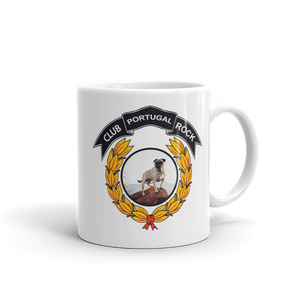 Portugal Pugona Rock Club Mug