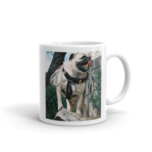 Coffee Mug Sgt Major Pug