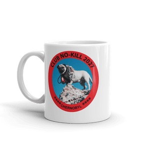 Coffee Mug Chernobyl No Kill