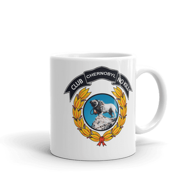 Coffee Mug Chernobyl