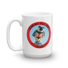 Coffee Mug Canada Club No Kill