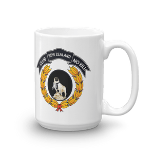Coffee Mug New Zealand - Pugona Rock Club