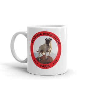 Coffee Mug Paris Pugona Rock Club