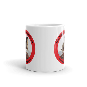 Coffee Mug Vertical Gen Red