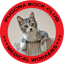 Medical Worker Thank You Mug - Pugona Rock Club
