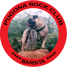 Pugona Rock Barista - Pugona Rock Club