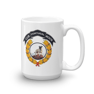 Coffee Mug Portugal - Pugona Rock Club