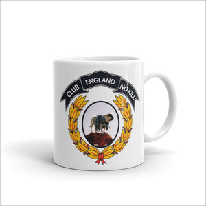 Club No-Kill England Mug & Surprise Gift - Club No-Kill 2027