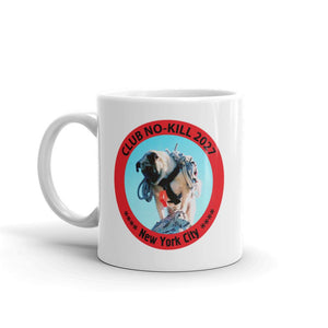 Coffee Mug NYC - Pugona Rock Club