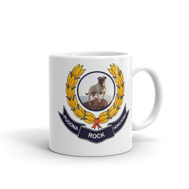 Hong Kong Pugona Rock Club Mug