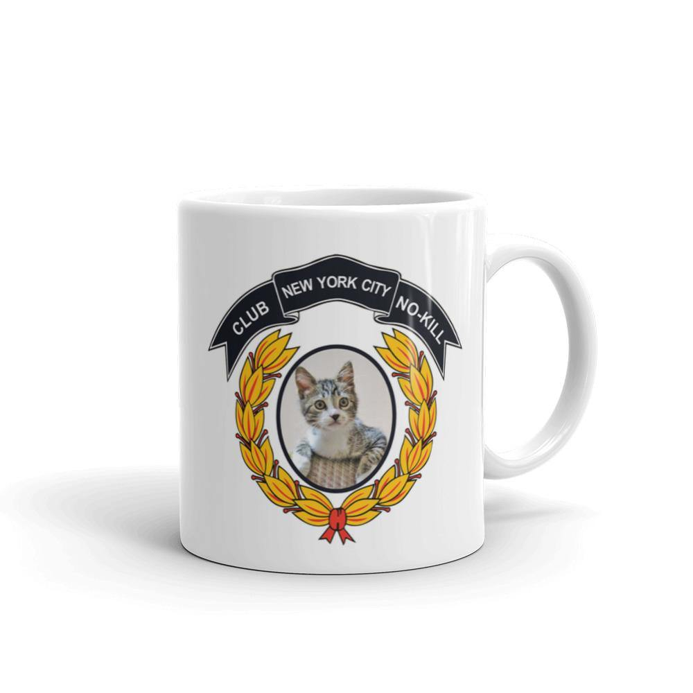 Coffee Mug NYC Kitty