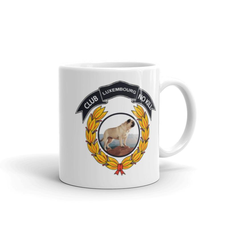 Coffee Mug Luxembourg