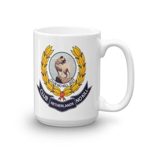 Netherlands Club No-Kill Mug