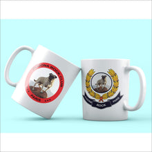 Paris Coffee 2-Mug Set & Surprise Gift - Pugona Rock Club