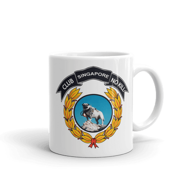 Singapore Club No-Kill Mug