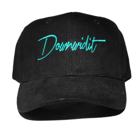 DWi Signature Wave Cotton Cap (Black)