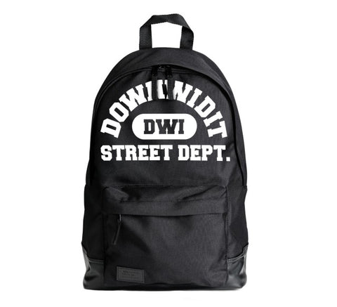 DWI STREET DEPT. BACKPACK