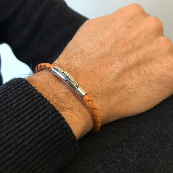 The Minimal Wrist - Caramel Brown