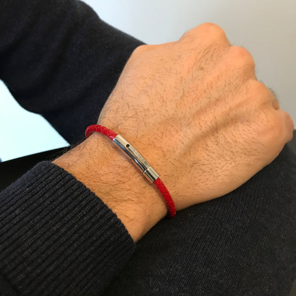 The Minimal Wrist - Amsterdam Red