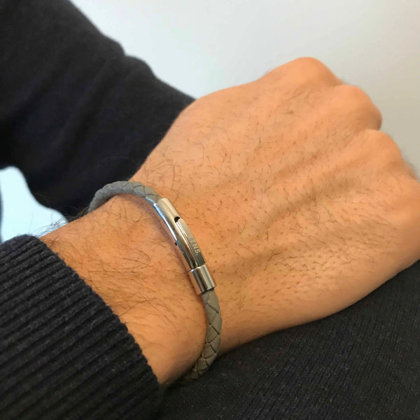The Minimal Wrist - Light Grey