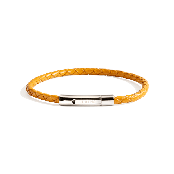 The Minimal Wrist - Mustard Yellow