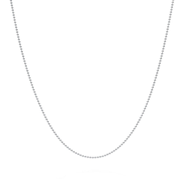 LOUIS. Beaded Ketting | 2mm