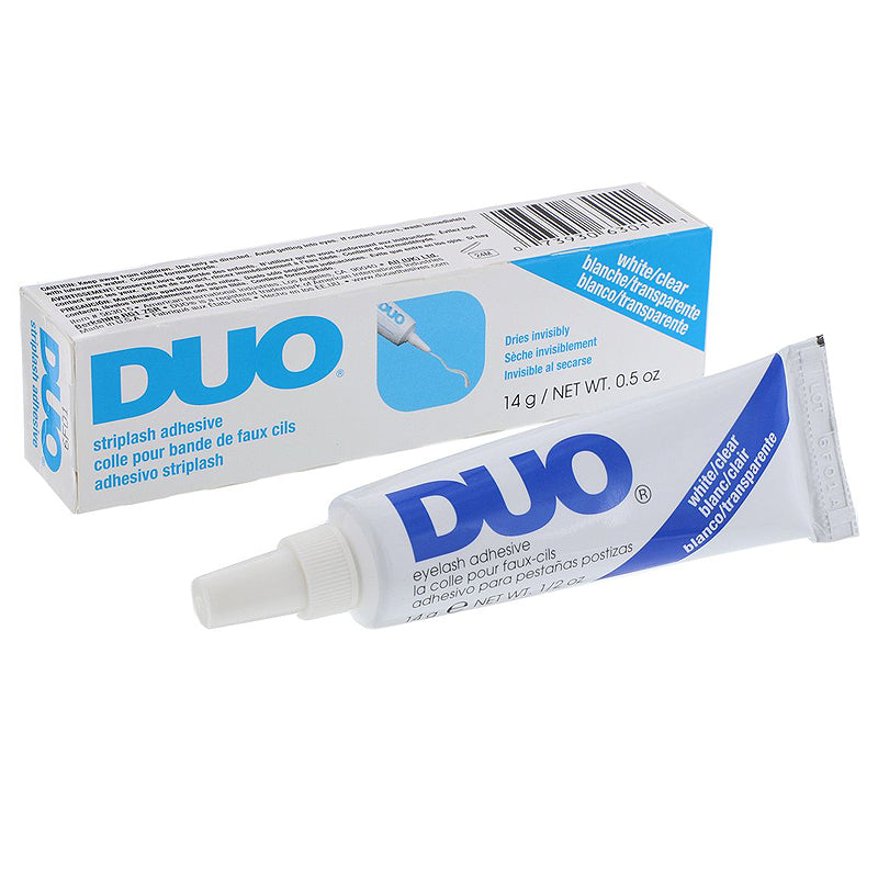 Duo Striplash Adhesive CLEAR-0.5ounce ( Large size)