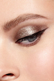 Smoldering Satin-Glitter & Glow Liquid Eye Shadow