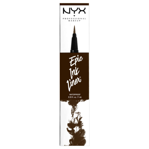 NYX Epic Ink Eyeliner - Brown
