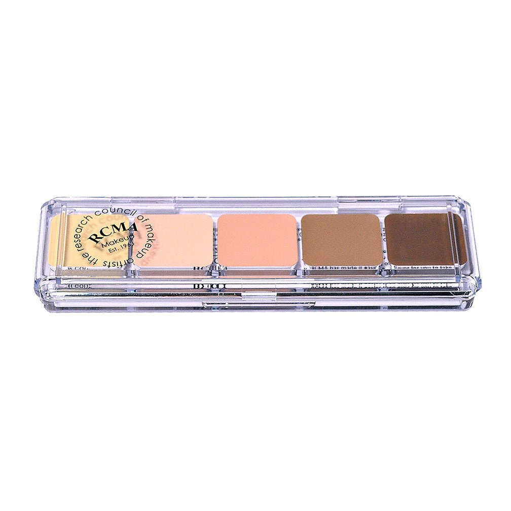 Highlight And Contour 5 Part Palette