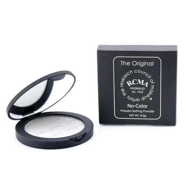 RCMA No Color Pressed Powder