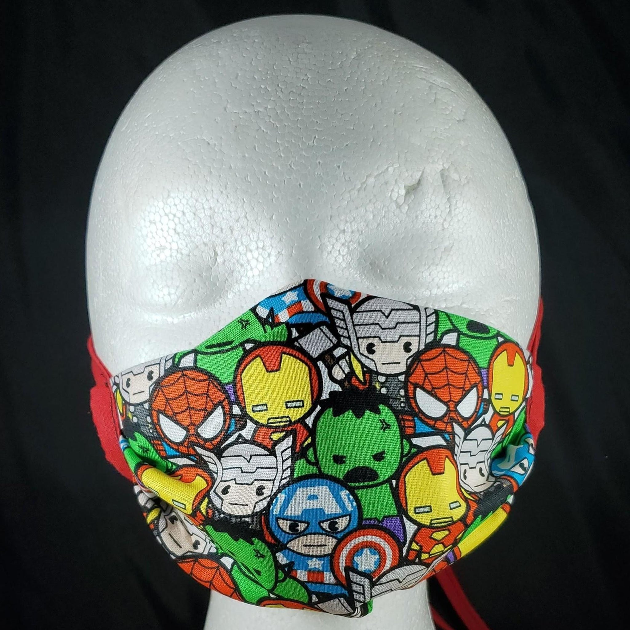 Avengers Cotton Face Mask