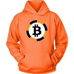 Bitcoin Chip Hoodie-Fashion For Crypto