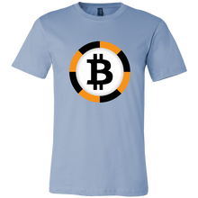 Bitcoin Chip Short Sleeve Shirt-Fashion For Crypto