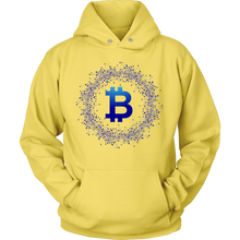 Bitcoin Network Wreath Hoodie-Fashion For Crypto