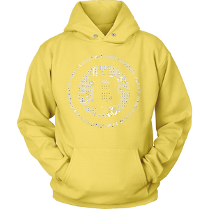 Bitcoin Soldered Circuits Hoodie-Fashion For Crypto
