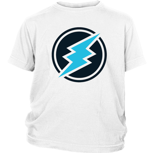 Electroneum Logo Youth Shirt