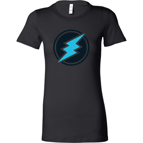 Electroneum Logo Womens Dress Shirt