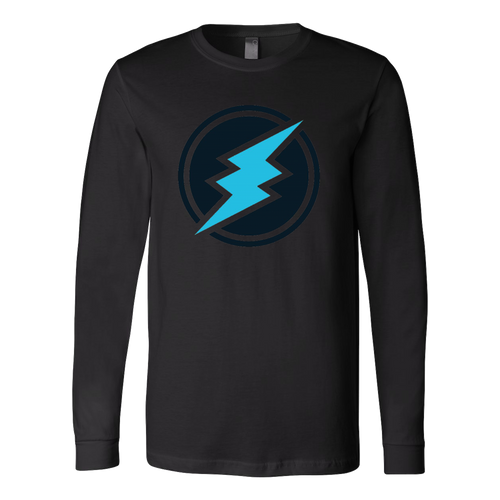 Electroneum Logo Long Sleeve Shirt